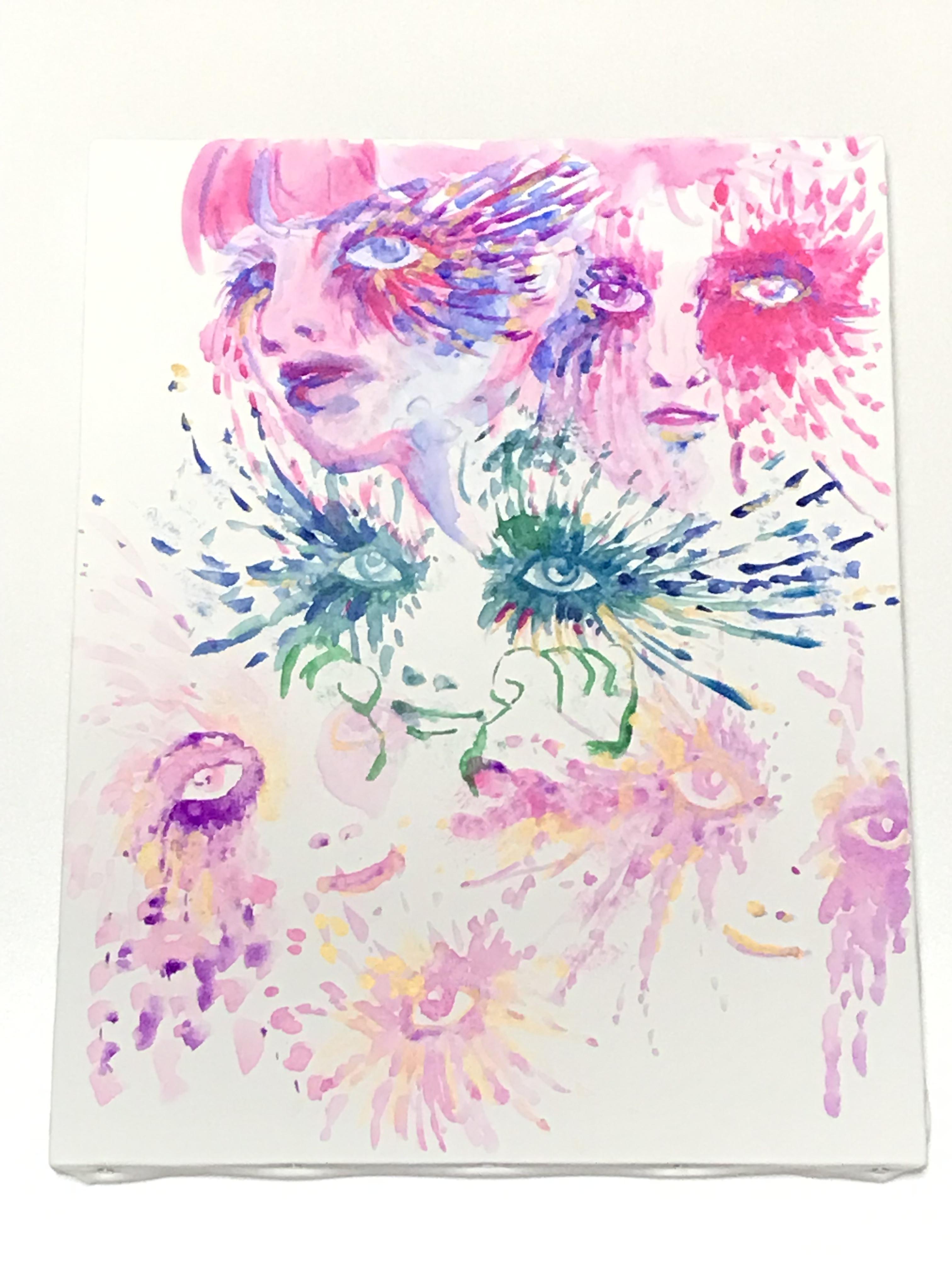 Mutsuko Hosokawaのチャネリングアート 特集